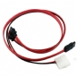 Slimline SATA Cable with 10