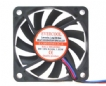 EVERCOOL FAN-EC6010M12CA 60mm Case Fan - OEM Packaging